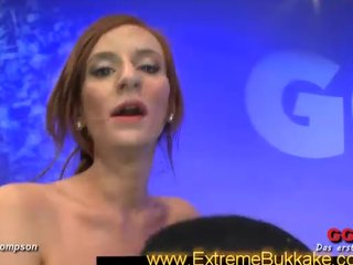 Gorgeous Annie wants our big cocks