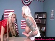 Dominating and Orgasmic Lesbian Movies -  ...
