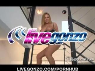 Krissy Lynn Babe Sex on LiveGonzo