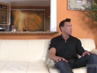 Bella Luciano - Assfucked Babysitter