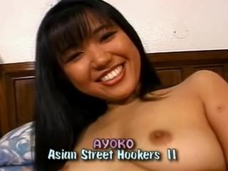 Good Hairy Asian Pussy