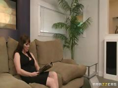 Rayveness Is A Delicious Brunette Hottie With A Set Of Yummy Honkers Who Gets Fucked Good
