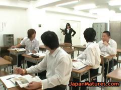 Natsumi Kitahara Gets Fucked By Four Men Part3
