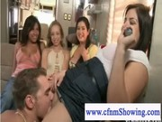 CFNM lady getting public pussyeaten