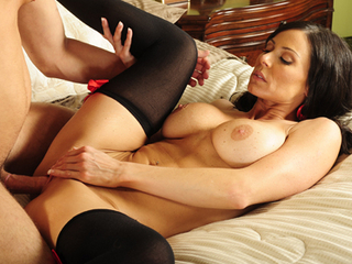 Sexy busty wife Kendra Lust is caught cheating & punished