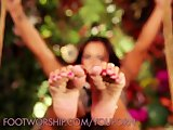 Worship My Fucking Feet!
