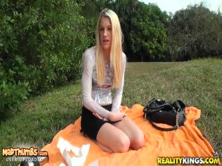 Rebecca All In My Mouth For Realitykings
