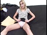 Au casting elle se fait sauter sans capote !! French amateur