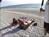 Beach Girl Spankings 6