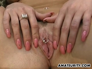 Amateur Teen Girlfriend Toys And Sucks With Cumshot