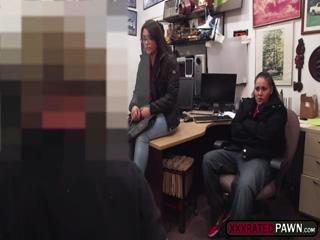 Stealing sluts gets fuck for cash