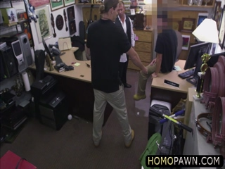 Straight weird dude fucked by horny dude