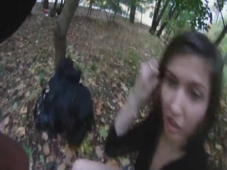 Sexy POV porn and bewitching girl