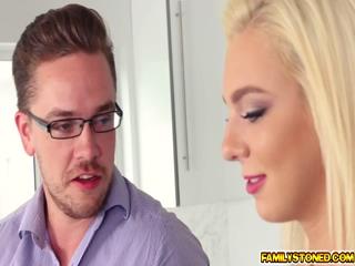 Kyle start fucking Tiffany Watsons pussy