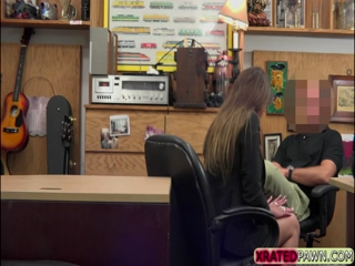 Busty babe Ivy Rose loves getting fucked hard by horny pawndude