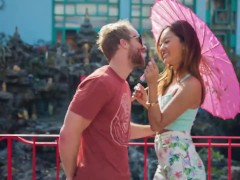 Amateur Porn with Adult Man and Cute Asian Alina Li