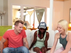 Real Ebony Teen Analized