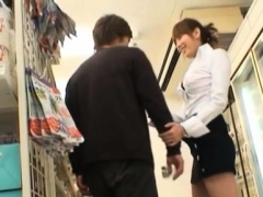 Public Sex With Legal Age Teenager Luscious Chick