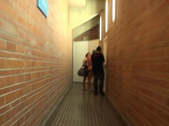 Amirah Sucks Emilios Big Dick In Locker Room