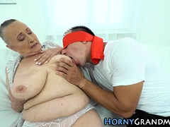 Fat Grandmother Fucked