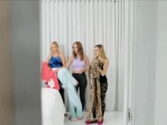Pussy Pranking Leads To Pov Foursome