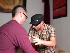 Masseuse Blows Blind Guy