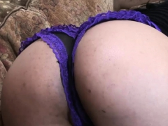 Big Booty Babe Gets Drilled Hard