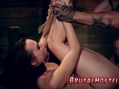 On Bondage And Very Hardcore Rough Sex Hd Best Pals Aidra