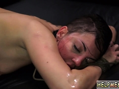 Anal Slave Hazel And Brutal Fuck Poor Rachael Madori.