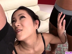 Kyoka Sono Fantasy Threesome - More At Slurpjp.com