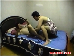 Horny Mature Korean Amateur Wife