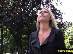 Eurobabe Pickedup And Fucked In The Car