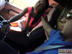 Blonde Teen Uniform Xxx Engine Issues Out In The Middle