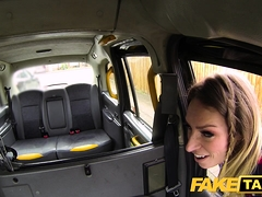 Fake Taxi Ava Austen In Hot Horny Cab Fuck