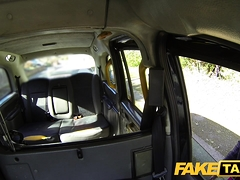 Fake Taxi Horny Mysterious Masked Maya Returns