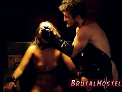 Hardcore Domination Gangbang And Teen Milf Spanking First