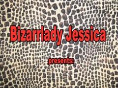 Bizarrlady Jessica Order Slaves To Sniff Her Feet