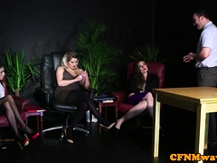 Cfnm Teens Blowing Dick In Front Of Uk Milf