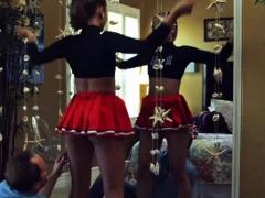Cheerleader Doggystyled By Sugardaddy