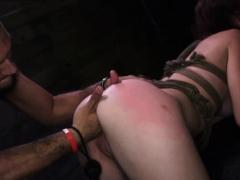 Amateur Blonde Teen Swallows Helpless Teen Kaisey Dean