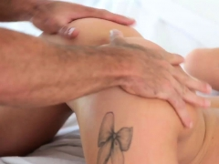 Ally's Daughter Gets Spanked By Mom And Fun With Daddy