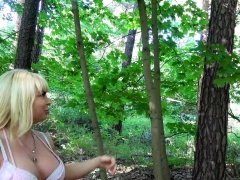 German Muscle Teen Ass To Mouth Outdoor Forest