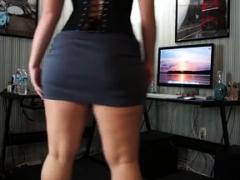 Amateur Sexxistacie Flashing Boobs On Live Webcam