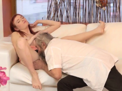 Old Man Fucking And Men Licking Young Pussy Unexpected