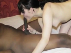 She Sucks Bbc In Front Of Hubby
