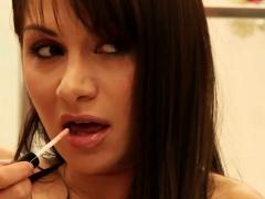 Three Sluts In Lesbo Porn