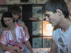 Ambitious Russian Brunette Mya Dark In Enjoyable Sex