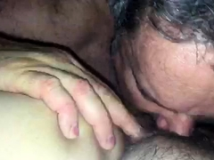 Eating Shannons Fat Hairy Pussy
