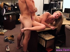 Mature Blowjob Blonde Silly Attempts To Sell Car, Sells