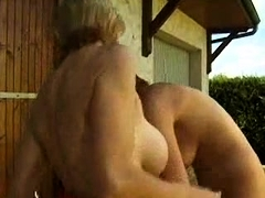 Big Boobs And Ass Hottie Anal Screwed